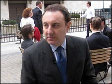 Lawyer Tom Ajamie