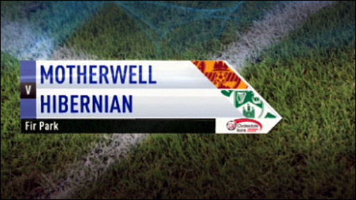 Motherwell v Hibernian 