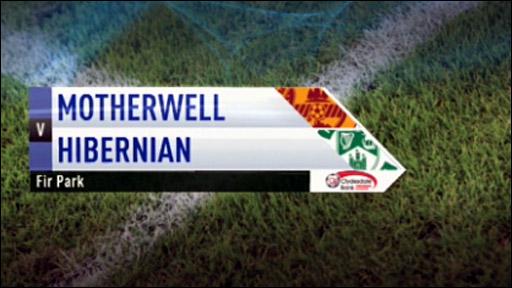 Motherwell v Hibernian
