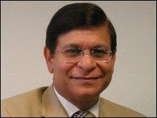 Mr Ashwini Trehan