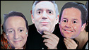 Election masks
