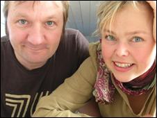 Mick Manning and Brita Granstrom