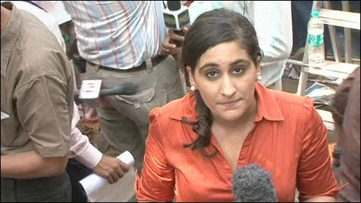 BBC's Delnaaz Irani reports from Mumbai