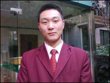 Estate agent Wang Yong