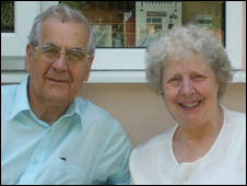 Francis and Jean Harris
