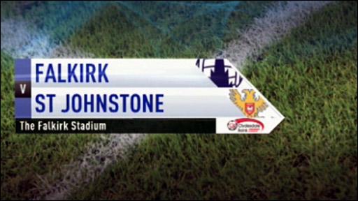 Falkirk v St Johnstone