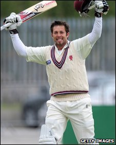 Somerset all-rounder Peter Trego