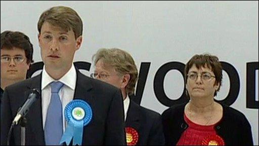 Tory win in Kingswood