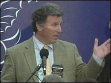 Oliver Letwin wins in Dorset West