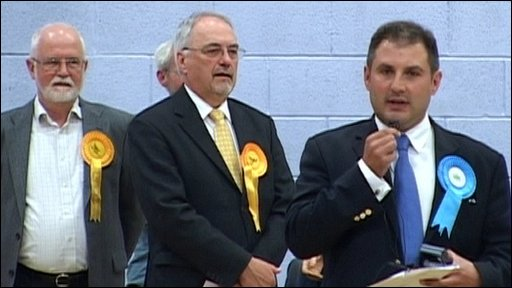 Jack Lopresti wins the new seat of Filton and Bradley Stoke for the Conservatives