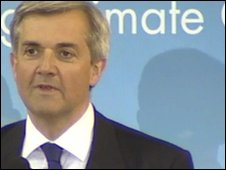 Liberal Democrat Chris Huhne