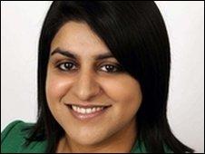 Shabana Mahmood (pic: Labour)