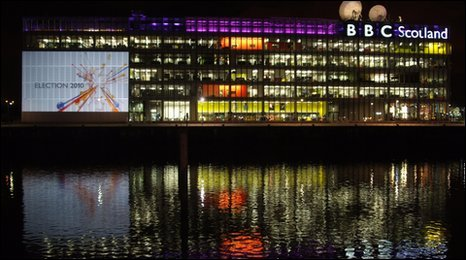 bbc scotland's pacific quay