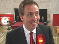 Nick Smith, the new Labour MP for Blaenau Gwent