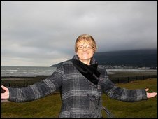 SDLP leader Margaret Ritchie