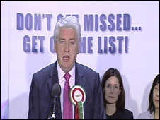 Alasdair McDonnell retained South Belfast