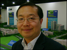 Senior ZTE executive Mr David Dai Shun