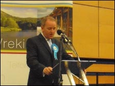 Wrekin MP Mark Pritchard