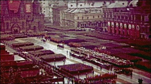 Red Square 1945