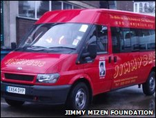 Jimmy Bus