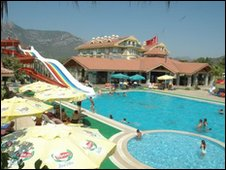 Hotel Adaburnu Golmar in Turkey