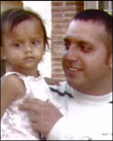 Nadeem Khan pictured with his daughter, Jasmine