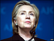 Hillary Clinton (file)