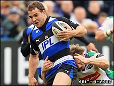 Olly Barkley was in superb form as Bath shone at The Rec