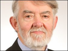 Newport West Labour MP Paul Flynn
