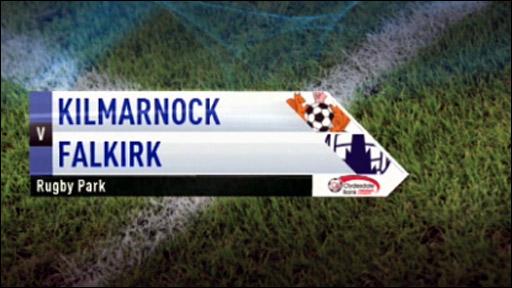 Kilmarnock v Falkirk