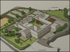 Plans for new Five Islands School