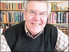 Former Lib Dem MSP Ian Jenkins