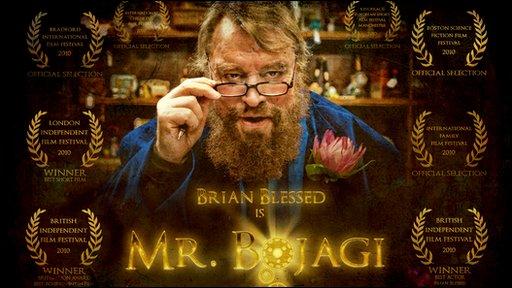 Brian Blessed as Mr Bojagi