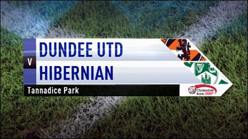 Highlights - Dundee Utd 0-2 Hibernian