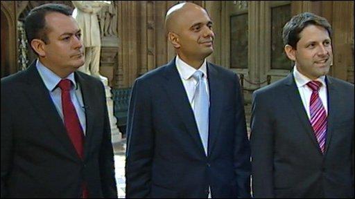 Three new MPs