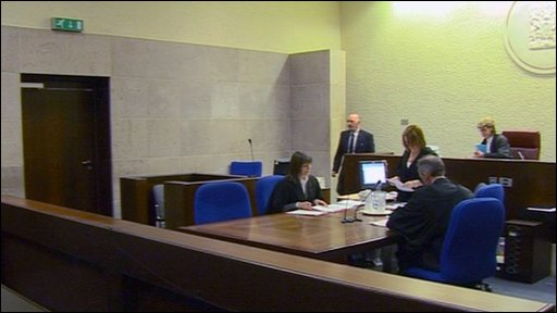 Inside Scotland's only domestic abuse court