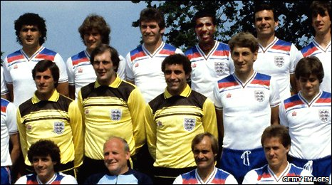 England squad 1978