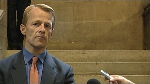 Liberal Democrat David Laws MP