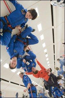 Esa rookie astronauts