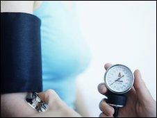 blood pressure instrument