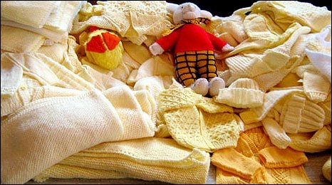 Ray Of Hope - knitting patterns