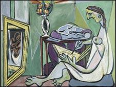Pablo Picasso La Muse 1935 � Adagp, Paris 2010