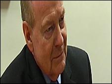 Crewe Alexandra chairman John Bowler