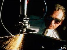 Laser cutting (SPL)
