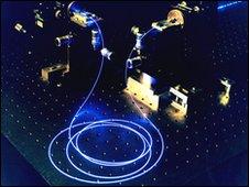 Laser fibre (Southampton University)