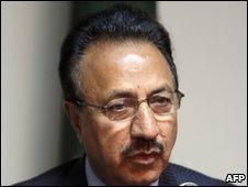 "Pakistan""s embassador to Iran, Mohammad Bakhsh Abbasi"