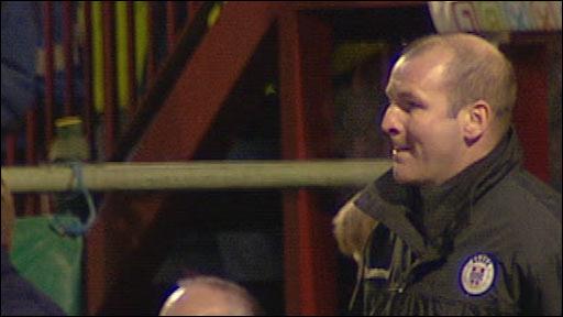 Ex-St Mirren manager Gus MacPherson