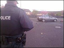 Templemore car bomb