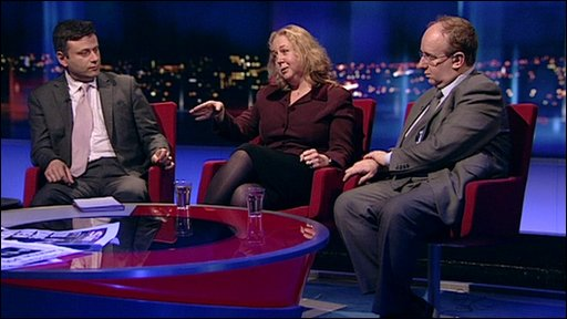 Newsnight political panel