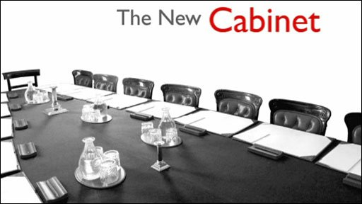 Cabinet table graphic